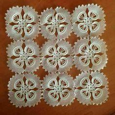 PDF Crochet runner pattern - Home decor - vintage crochet Crochet Dollies, Crochet Lace Edging, Thread Crochet, Filet Crochet, Crochet Flowers, Crochet Hooks, Crochet Baby, Tatting Patterns, Crochet Stitches Patterns