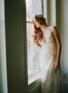 Irish Castle wedding inspiration ~ Chris Isham Photography