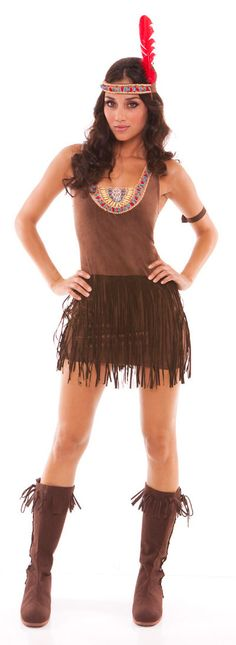 Indian Costumes & Cowboy Costumes - Party City