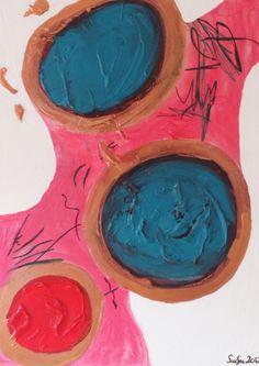 mein sex gehört mir, Acryl auf Leinen, 50x70 cm, 2012 Painting, Photography, Linen Fabric, Painting Art, Art, Paintings, Paint, Draw