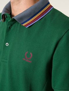 Raf Simons - Fred Perry Polo Shirt. Fred Perry Polo Shirts a1f5acca444f2