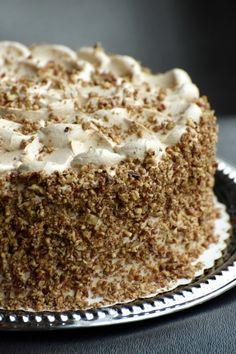 Mogyorókrémes tejszínhabos torta - valódi ünnepi csoda! - Ketkes.com
