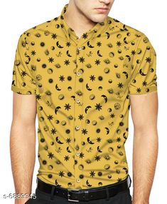 Shirt Fabric Stylish Men's Cotton Shirt Fabric  Fabric: Cotton Pattern: Printed Type: Un-stitched Multipack: 1 Sizes: 2.5m Sizes Available: 2.5m *Proof of Safe Delivery! Click to know on Safety Standards of Delivery Partners- https://ltl.sh/y_nZrAV3  Catalog Rating: ★4 (3337)  Catalog Name: Urbane Sensational Men Shirt Fabric CatalogID_1099973 C70-SC1719 Code: 873-6889945-