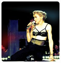 """MADONNA - """"My Fear is Fading Fast..."""" (MDNA Tour / Like A Virgin) @GuyOseary @MadonnaNation"""