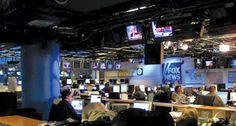 Fox News Channel: newsroom 2007