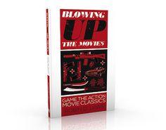 Blowing Up The Movies by @robindlaws - Crash. BANG! Daka-Daka-Daka. And... CUT! - $15.00