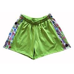Get your performance shorts from LaxSoHard!