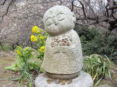 Jizo-Bosatsu Statue