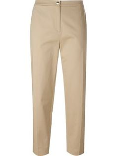 cropped trousers $353 #farfetch #love #ReviewsClothing