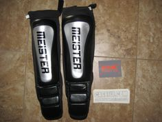 New Shin Instep Guards for fight camp #MMA #MuayThai