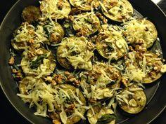 Zapečený lilek Sprouts, Cauliflower, Vegetables, Food, Diets, Cauliflowers, Meal, Head Of Cauliflower, Veggies