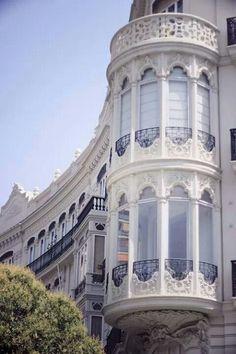Window Balcony in Spain