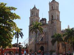 Catedral de San Gervasio @ Valladolid, Mexiko