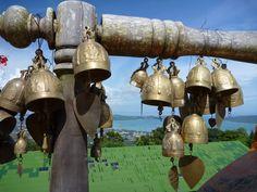Prayer Bells in the wind