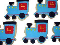 Train cookie idea #4