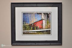 Seaworthy  Framed Fine Art Print by bcmnotes on Etsy, $125.00