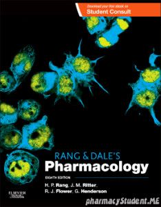 Rang and Dale Pharmacology 8th Edition Free Download