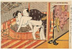 erotic-japanese-bathhouse-painting