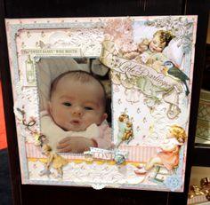 NEW Graphic 45 CHA - Baby Love - Scrapbook.com
