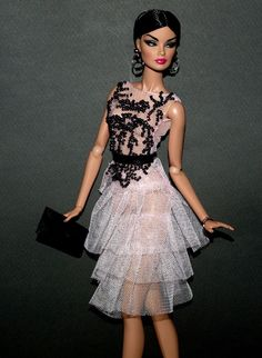 Karen Fashion OOAK Outfit for Fashion Royalty FR2 and Similar Dolls 1 | eBay