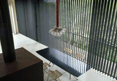 Cortinas verticales | Cortina vertical Bandalux | Mallorca Blinds