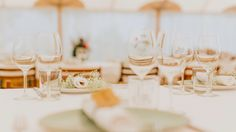 Wedding diner - table decoration wedding - By Moed Events