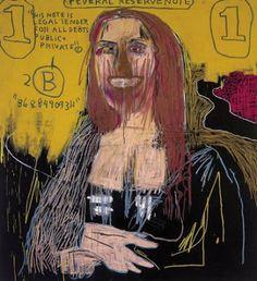 Basquiat é a própria expressão da pintura furiosa e sublime, ingênua e crítica, espontânea e engajada. Basquiat foi um artista da intensidad...