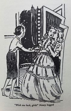 nancy begged - Nancy Drew Coloring Pages