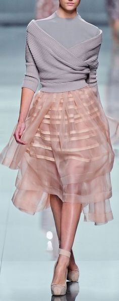 Christian Dior. I'm sure I've pinned this before but I'll pin it again. That skirt is everything.