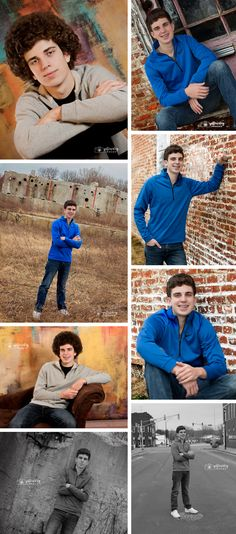 Carl | Brownstown Central HS | Class of 2017 | Senior Photography