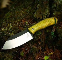 Frog nessmuk knife by Trollsky
