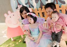 "Photo 15 of 17: Peppa the Pig / Birthday ""Annika is turning 5!"" 