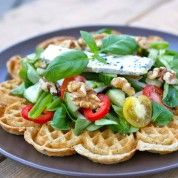 You searched for brød – Page 5 of 10 – Berit Nordstrand Crepes And Waffles, Pancakes, Healthy Waffles, Healthy Cook Books, Bread Baking, Bon Appetit, Chocolate Chip Cookies, Cooking, Breakfast