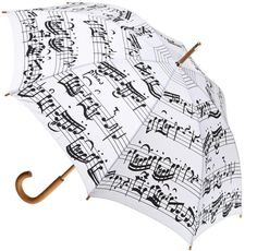 Vásárlás: Elegáns fehér pálcaernyő, fekete hangjegyekkel Esernyő árak összehasonlítása, Elegáns fehér pálcaernyő fekete hangjegyekkel boltok