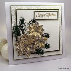 Creative Expressions Papercraft and Scrapbooking Products: Welcome Aboard to John Lockwood - New DT Member!