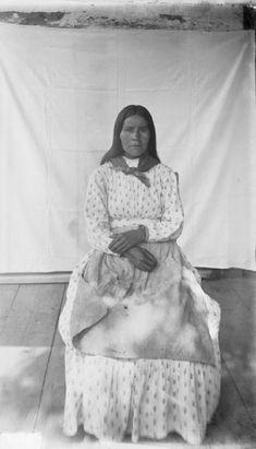 CHEROKEE WOMAN 1888