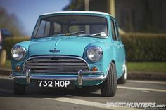 Early Cooper S