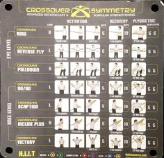 crossover symmetry chalkbox