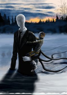 Ticci Toby and Slenderman