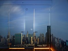 Abelardo Morell, Camera Obscura: Early Morning View of the East Side of Midtown Manhattan