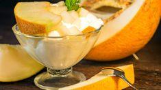 Cooking Ice Cream, Vanilla Ice Cream, Oreo, Cantaloupe, Bacon, Deserts, Fruit, Croque Monsieur, Fine Dining