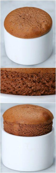 Nutella Soufflé | Here's How To Make A Fancy AF Nutella Soufflé