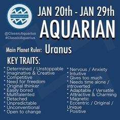I'll agree on everything EXCEPT: doesn't think things thru (Im an over-analyzer from WAY back!), and lives life on the edge. Astrology Aquarius, Aquarius Traits, Aquarius Quotes, Aquarius Woman, Age Of Aquarius, Zodiac Signs Aquarius, Zodiac Star Signs, Aquarius Lover, Aquarius Personality