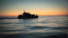The Ocean Challenge - Portugal's Mastershots - The Algarve Edition  via Portugal Masters Shots   12.12.2012  1 Ocean  1 Boat  1 Moving Target  600 balls.  Challenging David Howell, José Maria Olazabal, António Sobrinho, Tom Lewis, Ricardo Santos.  #Portugal