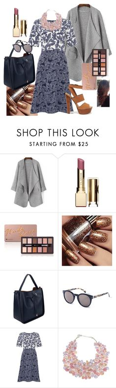 """""""Untitled #41"""" by margarethrfp ❤ liked on Polyvore featuring Clarins, Marc by Marc Jacobs, Dickins & Jones, Steve Madden, women's clothing, women's fashion, women, female, woman and misses"""