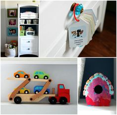 IHeart Organizing: Our Playroom Reveal!