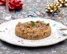 Risotto crémeux de quinoa, lentilles corail, champignons et châtaignes (facile, rapide) - Une recette CuisineAZ