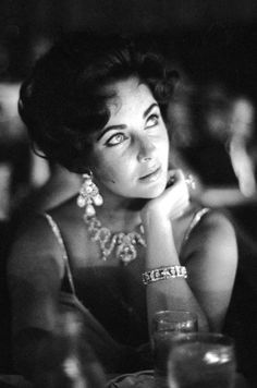 Elizabeth felt so passionately about her precious stones that she penned a book, entitled Elizabeth Taylor: My Love Affair with Jewelry