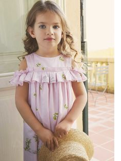 Kids Fashion, Flower Girl Dresses, Children, Wedding Dresses, Pink, 2 Colours, Clothes, Green, Collection