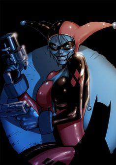 Harley Quinn - Taringa!